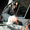 "meakusma pres. Live Pa by Hieroglyphic Being ""I LOVe U DanCer Dj edits"" on samurai.fm - 31.10.09"
