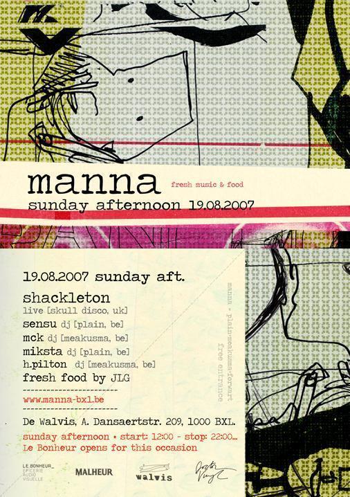 manna at Walvis