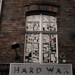 Behind at Hardwax