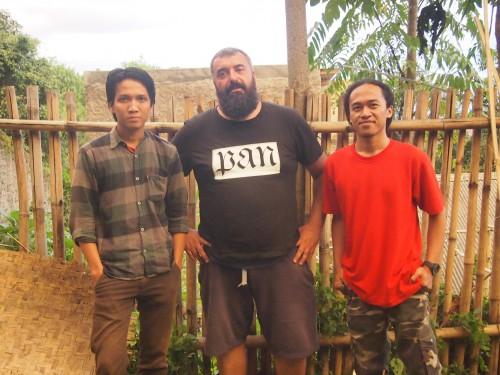 Rabih Beaini & Tarawangsawelas