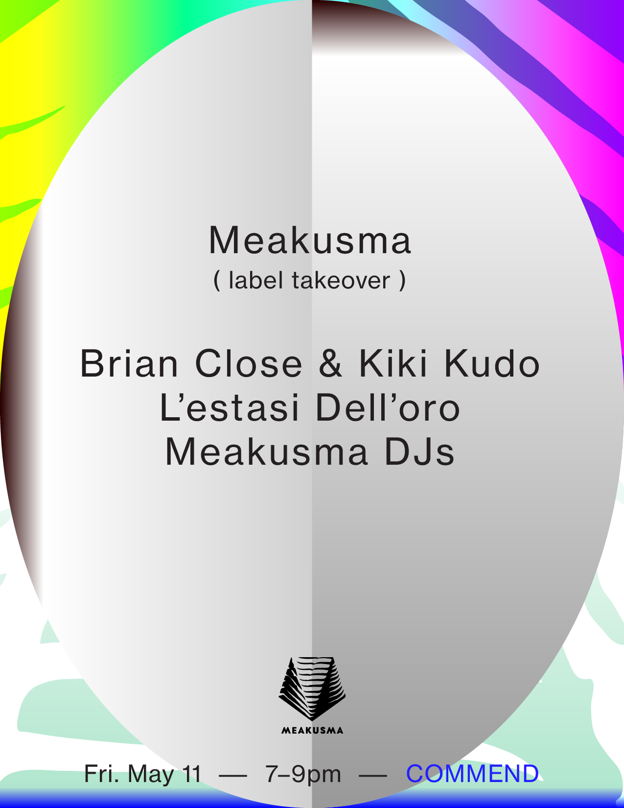meakusma label takeover
