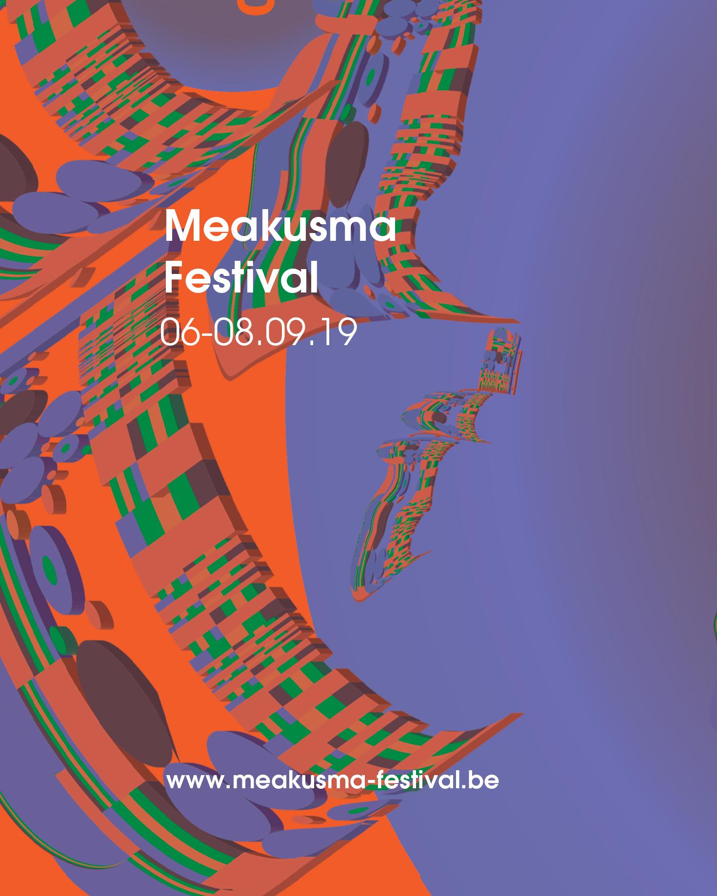 meakusma festival 2019