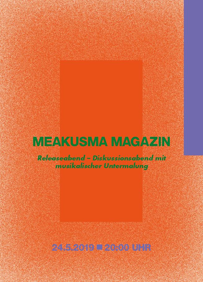 Meakusma Magazin