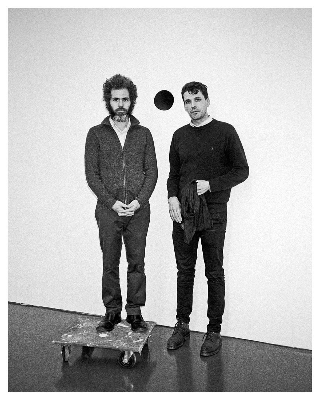 Brian Parks & Phillip Schulze // CANCELLED