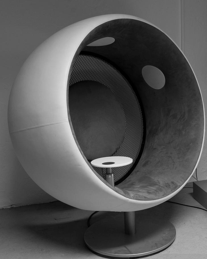 Sonic Chair sc01 – No I - IV